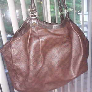 Gucci satchel